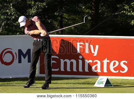 Alejandro Canizares At The Golf French Open 2015