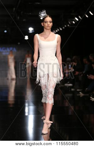 Sagaza Madrid Catwalk