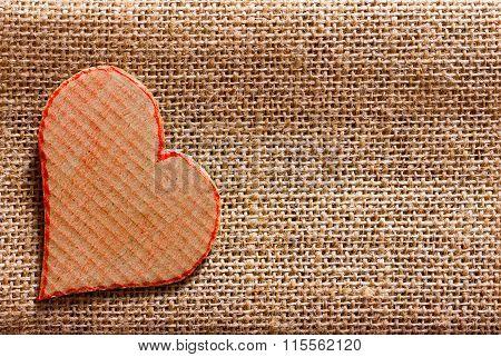cardboard heart