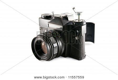 Old Slr Film Camera