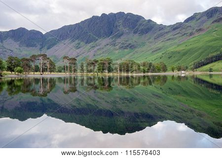 Buttermere Lake Reflections