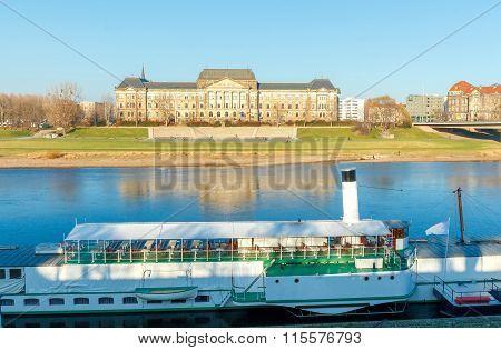 Dresden. Ministry of Finance.