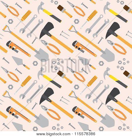 Seamless Tools Pattern
