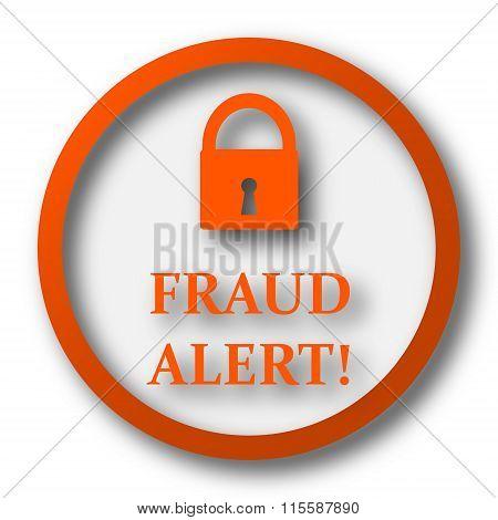 Fraud Alert Icon