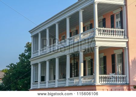 Charleston, South Carolina Home - Beautiful Porches