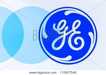 General Electric Logo And Emblem