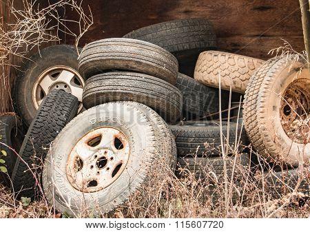 Junk Tires