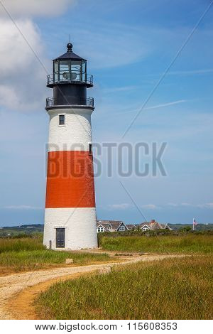 Lighthouse, Nantucket Island, Massachusetts