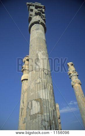 Columns, Apadana
