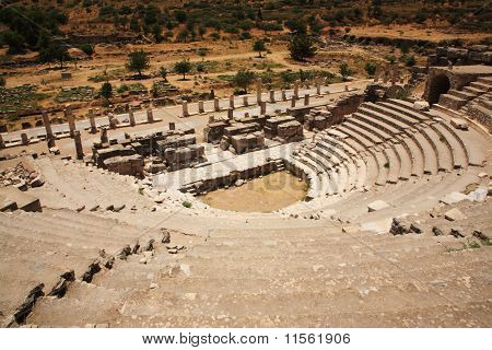 The Odeon Theatre Ephesus