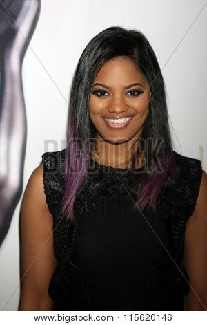 LOS ANGELES - JAN 23:  Nzingha Stewart at the 47th NAACP Image Awards Nominees Luncheon at the Beverly Hilton Hotel on January 23, 2016 in Beverly Hills, CA
