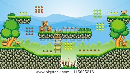 Game Tileset 48