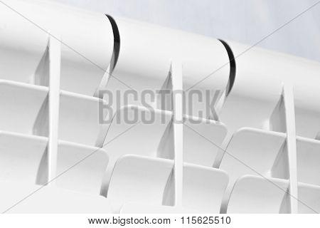 Bimetallic Convector Heating