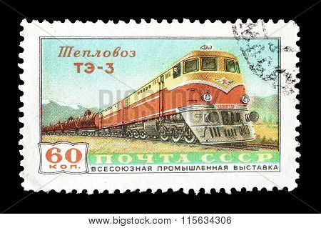 Soviet Union 1958