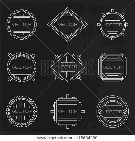 set of vignettes