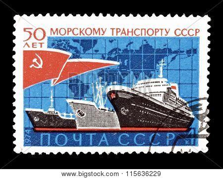 Soviet Union 1974