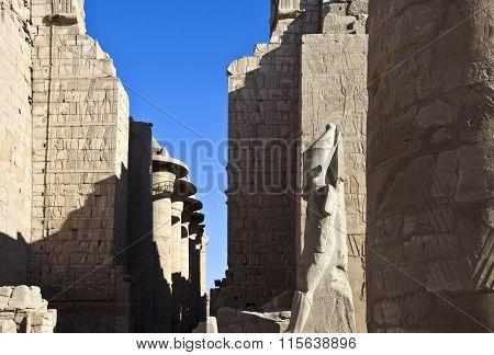 Karnak archaeological site