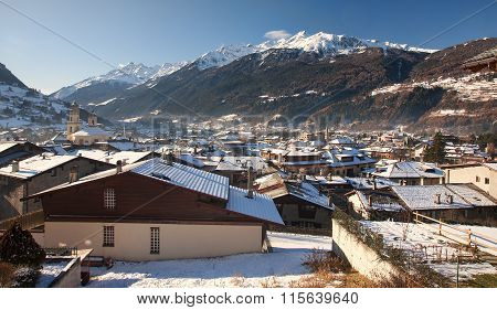 View Of The Vintage Bormio