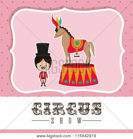 spectacular circus show design