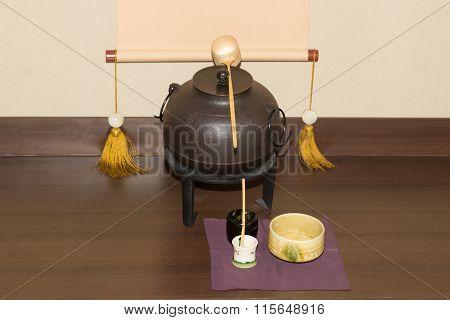 Japanese Old Tea Maker