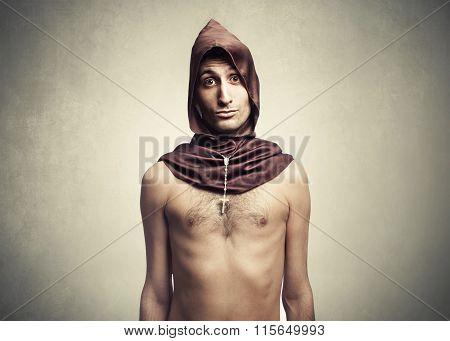 naked friar