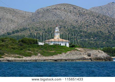 Alcanada Lighthouse