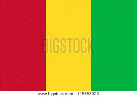 Standard Proportions For Guinea Flag