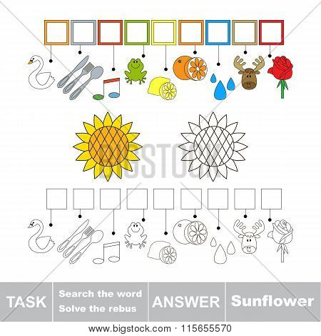 Search the word Sunflower