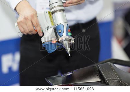 Inspection Automotive Part Dimension