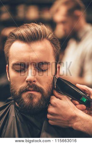 Real Man Grooming.