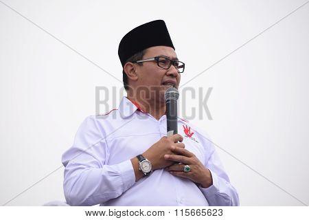 Ramlan Nurmatias The Elected Major city of Bukittinggi