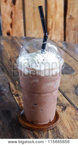 Iced Cocoa Smoothie Recipe