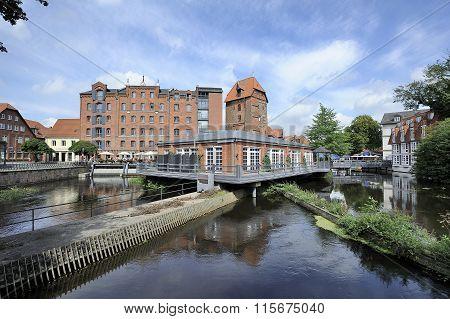 Abtsmuhle, Luneburg, Germany