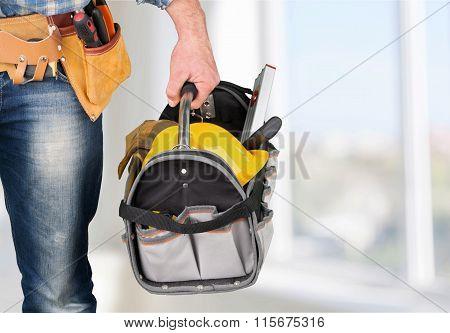 Home repairing.