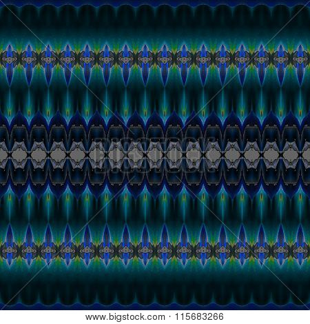 Seamless pattern turquoise blue green lilac