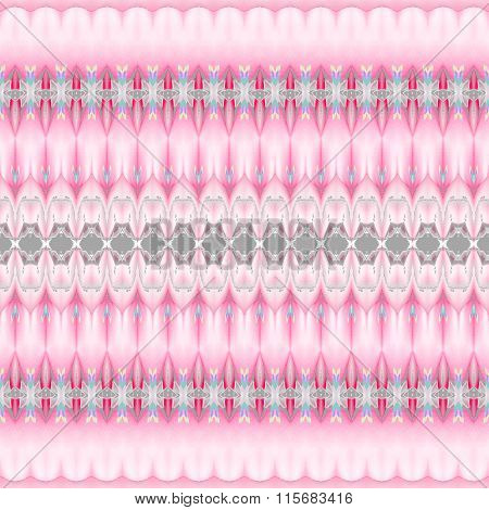 Seamless pattern pink violet blue gray
