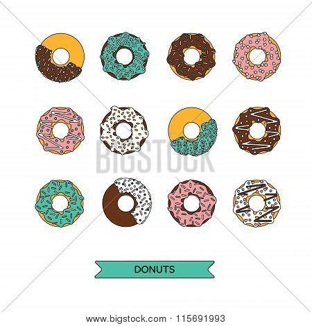 Donut Set