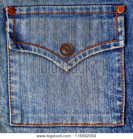 Pocket Of Jeans