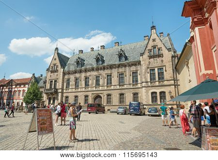 Basilica Of St. George  - Prague