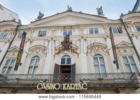 Casino Kartac - Prague