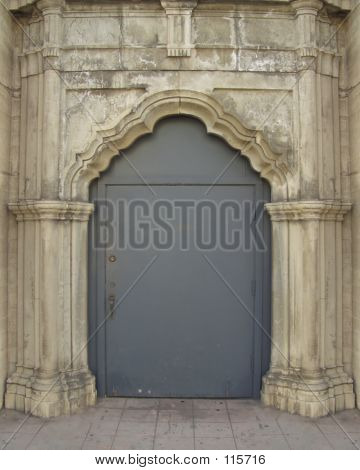 Old / New Door