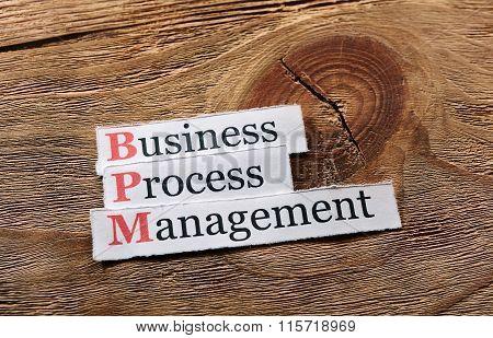 Bpm Business Process Management