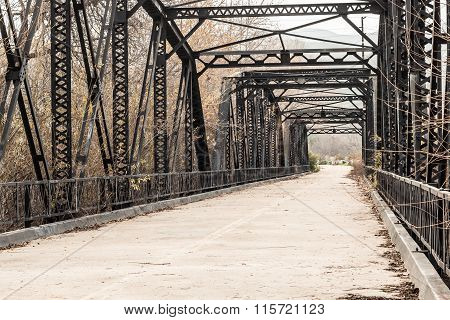 Sweetwater River Truss Bridge