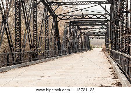 Sweetwater River Truss Bridge