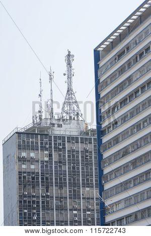 Urban Residential High Rise In Brazil