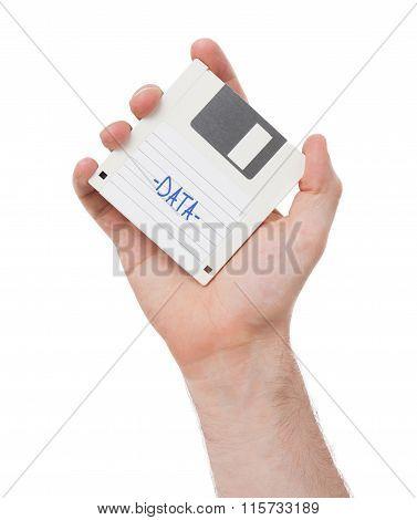 Floppy Disk, Data Storage Support