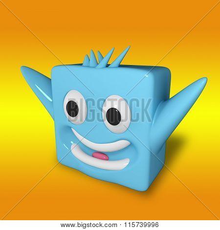 emotional cube