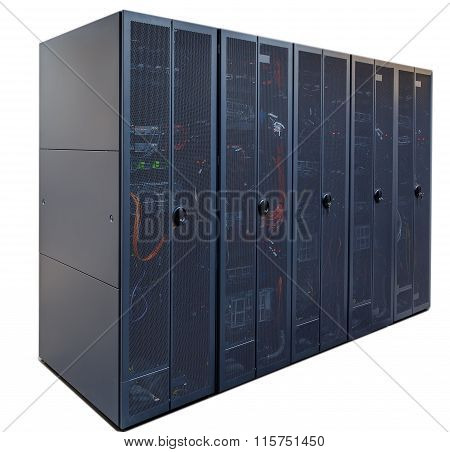 Ranks Modern Supercomputers In Computational Data Center Isolate