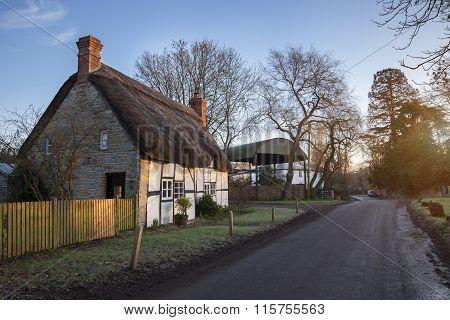 Dorsington, Warwickshire, England