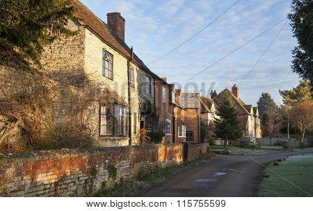 Warwickshire village
